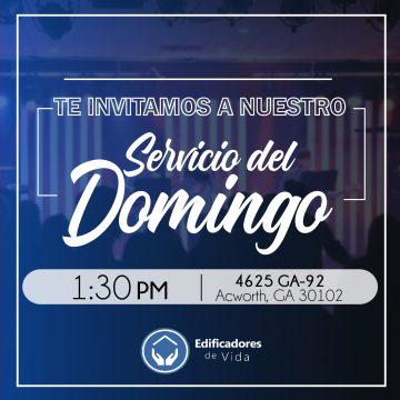 Ven y Disfruta de nuestro Servicio